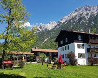 Mittenwald-Ferien - Mittenwald - Rakennus