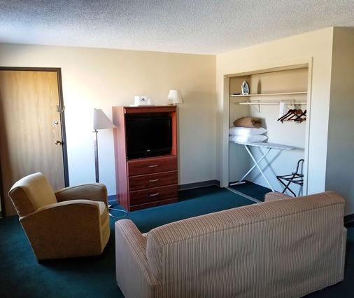 Americas Best Value Inn St. Louis South - Saint Louis - Makuuhuone