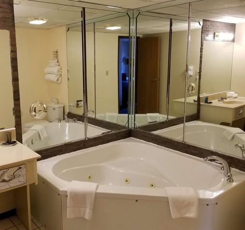 Americas Best Value Inn St. Louis South - Saint Louis - Kylpyhuone