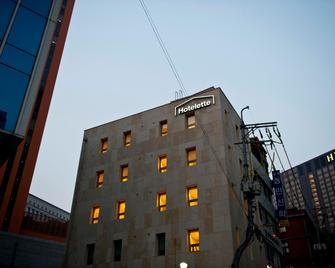 Hotelette - Seoul - Building