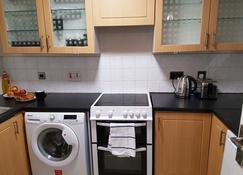 Dragon - Kestrel House 2 Bedroom Home - Clydebank - Cocina