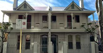 Hay Street Traveller's Inn - Perth - Edificio