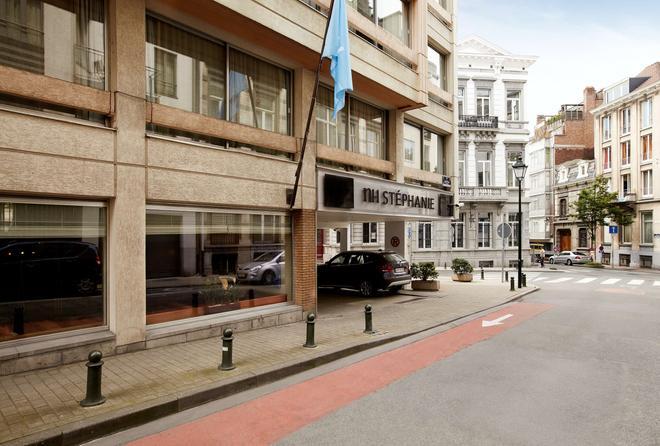 NH Brussels Stéphanie - Bryssel - Rakennus