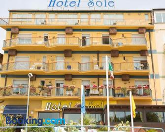 Hotel Sole - Gela - Building