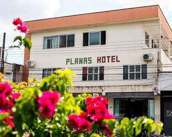 Planas Hotel - Itajai - Building