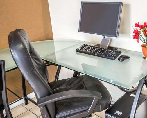 Rodeway Inn & Suites - Wilmington - Business centre
