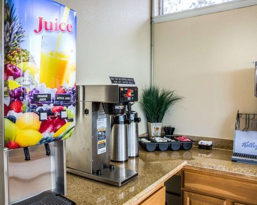 Rodeway Inn & Suites - Wilmington - Buffet