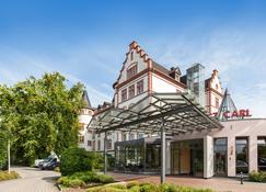 Parkhotel Prinz Carl - Worms - Gebäude