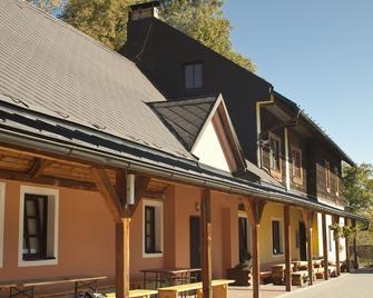 Penzion Hradisko - Rožnov pod Radhoštěm - Gebäude