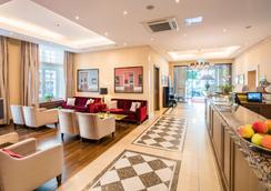 Best Western Plus Hotel Stadtpalais - Μπράουνσβαϊχ - Σαλόνι ξενοδοχείου