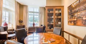 Best Western Plus Hotel Stadtpalais - Braunschweig - Ruokailuhuone