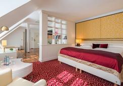 Best Western Plus Hotel Stadtpalais - Μπράουνσβαϊχ - Κρεβατοκάμαρα