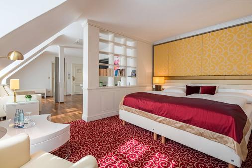 斯塔德特宮殿貝斯特韋斯特酒店 - 布倫瑞克 - 布倫瑞克 - 臥室