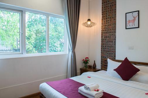 Splendid Boutique Hotel - Hà Nội - Phòng ngủ
