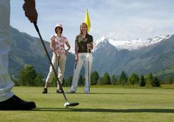 Sporthotel Alpenblick - Zell am See - Golf course