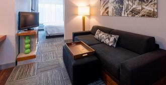 SpringHill Suites by Marriott Rochester-Mayo Clinic/St Marys - Rochester - Living room