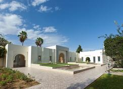 Seabel Alhambra Beach Golf & Spa - Port El-Kantaoui - Building