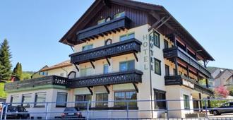 Hotel-Restaurant Pappel - Baiersbronn - Edificio