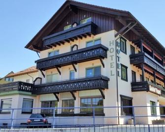 Hotel-Restaurant Pappel - Baiersbronn - Κτίριο