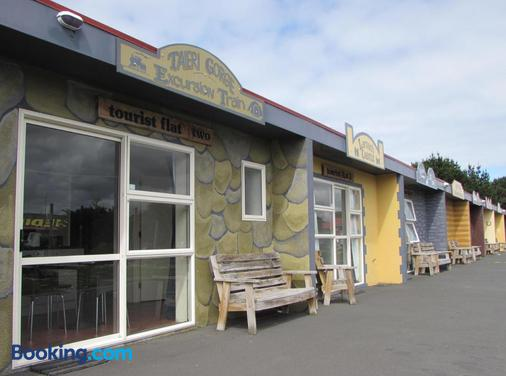 Dunedin Holiday Park & Motels - Dunedin - Building