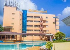 Bintumani Hotel - Freetown - Gebäude