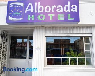 Hotel Alborada Riobamba - Riobamba - Gebouw
