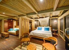 Hacienda & Ecolodge Morgan's Rock - San Juan del Sur - Bedroom