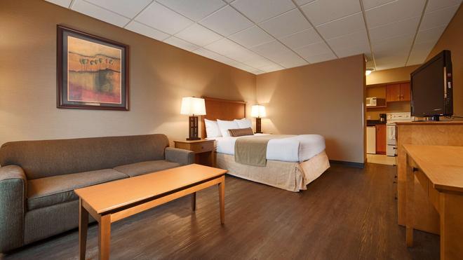 Best Western Plus Mission City Lodge - Mission - Bedroom