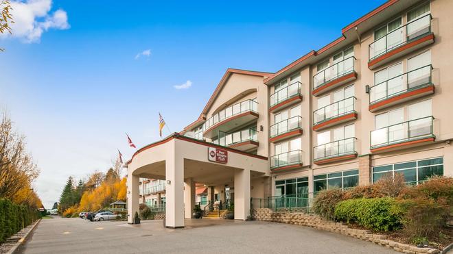 Best Western Plus Mission City Lodge - Mission - Building