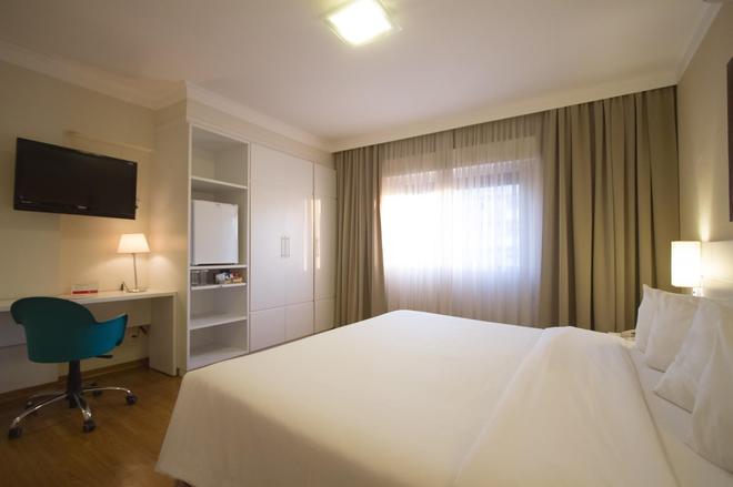 Capcana Hotel São Paulo - Jardins - San Paolo del Brasile - Camera da letto