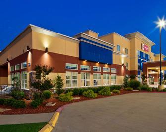 Best Western PLUS The Inn & Suites at Muskogee - Muskogee - Gebäude