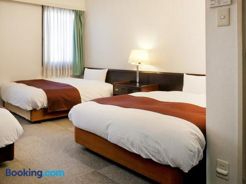 Hotel Abest Osu Kannon Ekimae - Nagoya - Bedroom