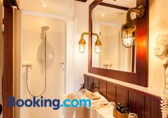 Hotel De Barge - Bruges - Bathroom