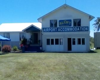 Aloft Airport Accommodation - Fua'amotu - Edificio