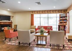 Comfort Suites Golden Isles Gateway - Brunswick - Lounge