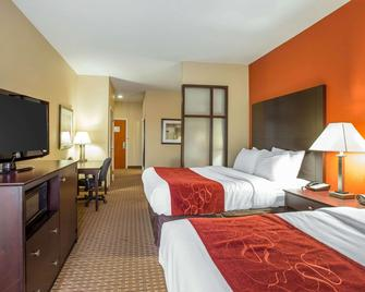 Comfort Suites Golden Isles Gateway - Brunswick - Bedroom