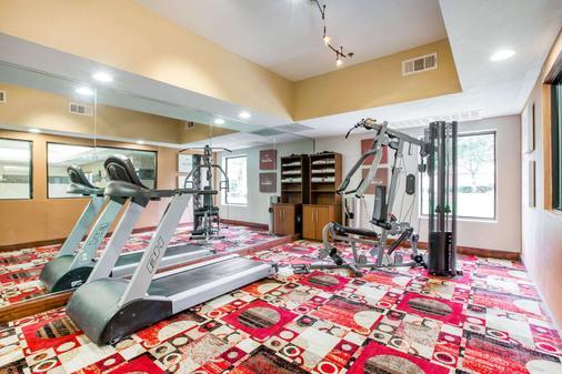 Comfort Suites Golden Isles Gateway - Brunswick - Gym