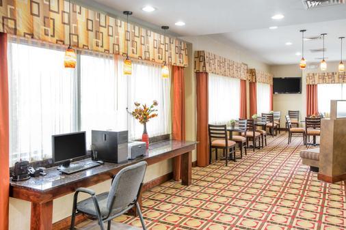 Comfort Suites Golden Isles Gateway - Brunswick - Business centre