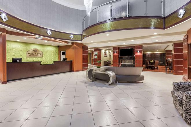 Wingate by Wyndham Tulsa - Tulsa - Lobby