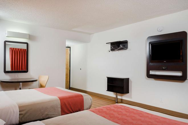 Motel 6 Merced Ca - Merced - Bedroom