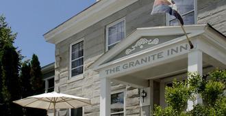 Old Granite Inn Bed & Breakfast - Rockland - Building