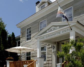 Old Granite Inn Bed & Breakfast - Rockland - Gebäude
