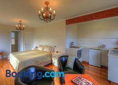 Shearwater Scenic Villas - Norfolk Island - Bedroom