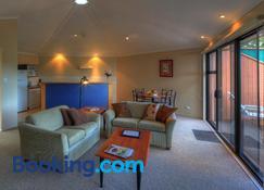 Shearwater Scenic Villas - Isla Norfolk - Sala de estar