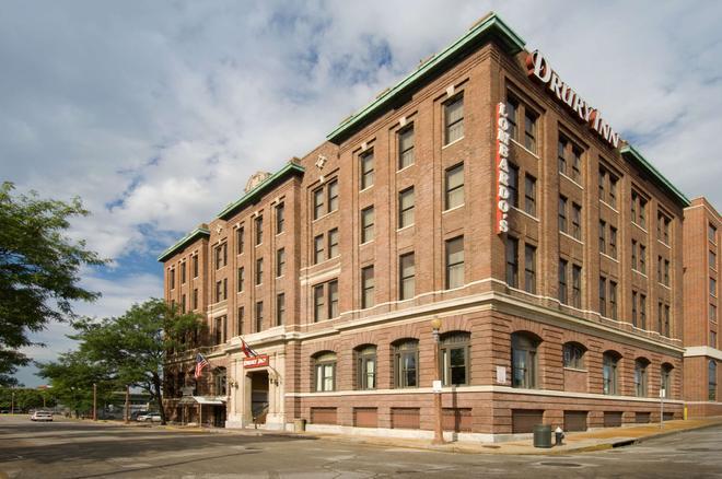 Drury Inn St. Louis at Union Station - St. Louis - Building