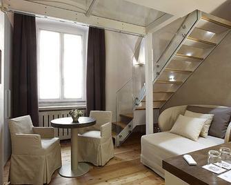 Hotel Parco Borromeo - Cesano Maderno - Obývací pokoj