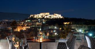 Athenaeum Eridanus Luxury Hotel - Athens - Outdoors view
