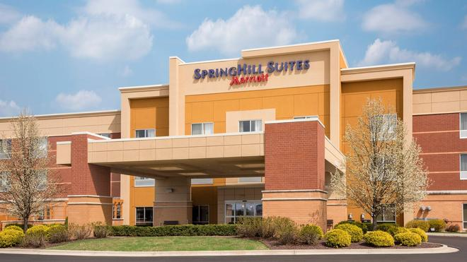 SpringHill Suites by Marriott Midland - Midland - Building