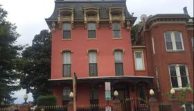 Mt Vernon Square Bed and Breakfast - Washington - Building