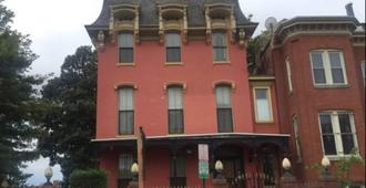 Mt Vernon Square Bed and Breakfast - Washington DC - Bâtiment